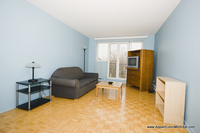 B timent de fa ade location appartement meuble court for Location meuble court terme